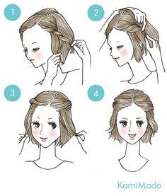 Penteados Fáceis eInspiradores